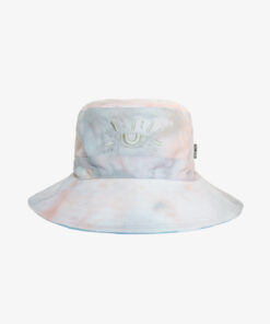 Bucket Hat Tie Dye Reversible Sky Soul
